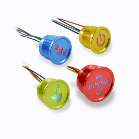 PHOTOELECTRIC  TOUCH  SWITCH