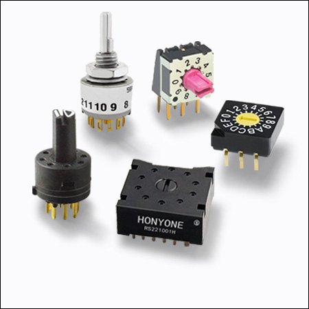 ROTARY ENCODING SWITCHES